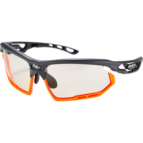 Rudy Project Fotonyk Bril, pyombo matte/bumers mandarin/impactX photochromic 2 red